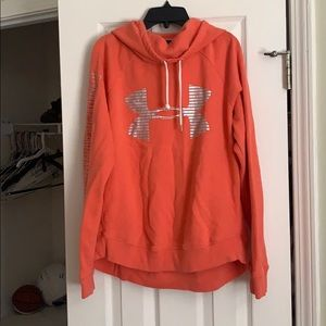 Women's Under Armour Hoodie Large